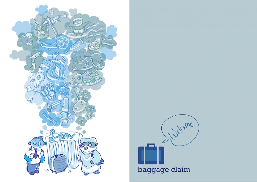 Tolerance-themed Postcard Design (2013)